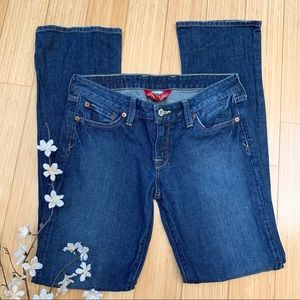 LUCKY Brand Lola bootcut jeans, 6, 28.